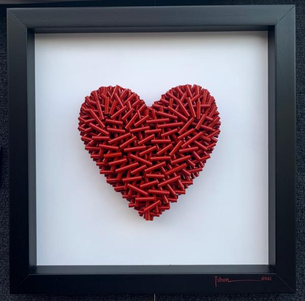 Big Love (21x21inches) $395