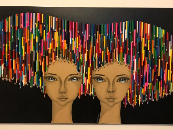 23x48 inches $2500