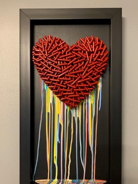 Love Is Love (15x27 inches)