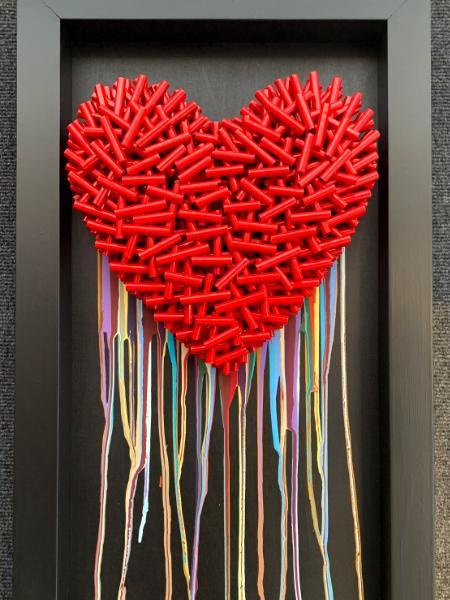 Happy Love (14x26 inches) $395
