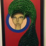 27x51 inches $2500