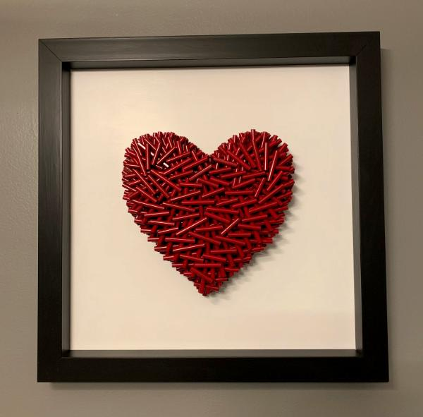 Because I Love You (21x21 inches) $395